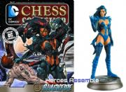 DC Chess Figurine Collection #91 Blackfire Forever Evil Eaglemoss